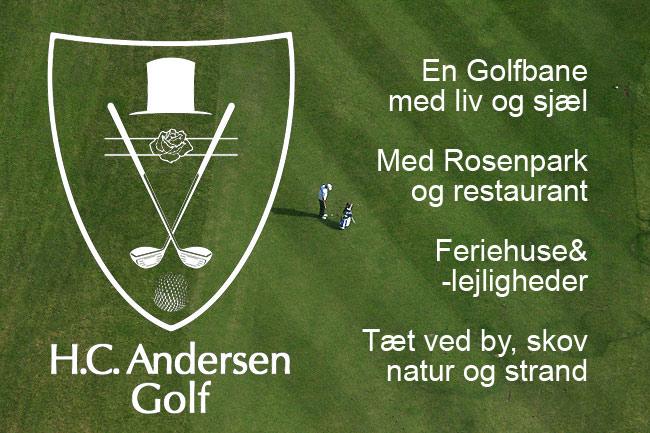 hc andersen golf
